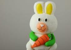 Het suikergoed van het konijn Stock Afbeeldingen