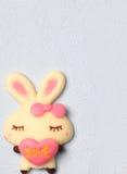 Het suikergoed van het konijn Royalty-vrije Stock Foto