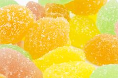 Het suikergoed van het suikergoed royalty-vrije stock foto