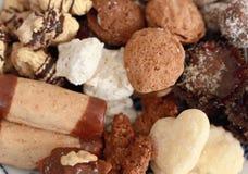 Het suikergoed van Kerstmis Stock Foto
