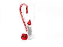 Het Suikergoed van Kerstmis royalty-vrije stock afbeelding