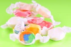 Het suikergoed van Taffy stock foto