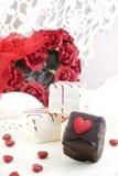 Het Suikergoed van valentijnskaarten Royalty-vrije Stock Afbeeldingen