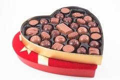 Het Suikergoed van valentijnskaarten stock foto's