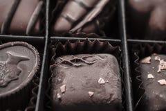 Het Suikergoedachtergrond van de chocoladetablet Royalty-vrije Stock Foto