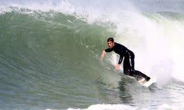 Het surfen Stock Foto's