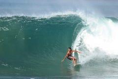 Het surfen Stock Fotografie