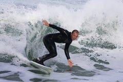 Het surfen Royalty-vrije Stock Fotografie