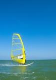 Het surfen van de wind Royalty-vrije Stock Foto's