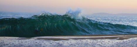 Het surfen van wig-GoPro royalty-vrije stock foto