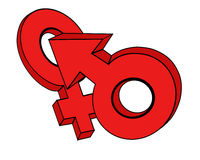 Het symbool. Stock Afbeelding
