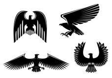 Het symbool van de adelaar Royalty-vrije Stock Foto