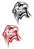 Het symbool van de adelaar Stock Afbeeldingen