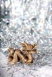 Het symbool van de draak van het jaar 2012 Royalty-vrije Stock Foto's