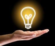 Het symbool van de energie royalty-vrije stock foto