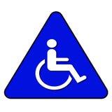 Het Symbool van de handicap Royalty-vrije Stock Foto's