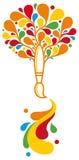 Het symbool van de kunst Royalty-vrije Stock Afbeeldingen