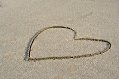 Het Symbool van de liefde Royalty-vrije Stock Afbeelding