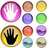 Het Symbool van de vinger Royalty-vrije Stock Foto's