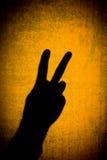 Het Symbool van de vrede Stock Afbeeldingen