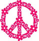 Het symbool van de vrede Royalty-vrije Stock Foto's