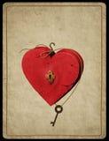 Het symbool van het hart Royalty-vrije Stock Afbeeldingen