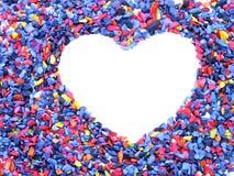 Het symbool van het hart Royalty-vrije Stock Afbeelding