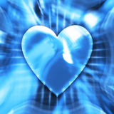 Het Symbool van het hart Stock Afbeeldingen