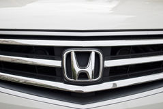 Het symbool van Honda Stock Afbeelding