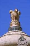 Het symbool van India Stock Afbeeldingen
