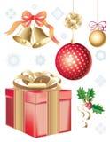 Het Symbool van Kerstmis Royalty-vrije Stock Afbeeldingen