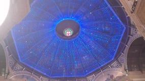 Het symbool van Milaan Stock Foto