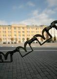 Het symbool van Moskou Stock Afbeelding