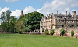 Het symbool van Oxford Stock Afbeeldingen