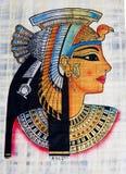 Het symbool van Pharaon stock afbeelding