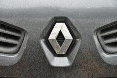 Het symbool van Renault Stock Afbeeldingen