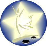 Het symbool van sporten Royalty-vrije Stock Foto's