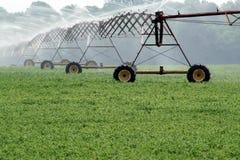 Het Systeem van de irrigatie Stock Foto's