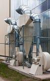 Het systeem van de ventilatie royalty-vrije stock foto