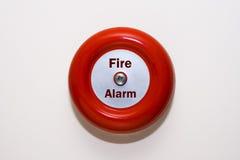 Het systeem van het alarm Stock Foto's