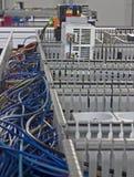 Het systeemstad van de controle Stock Afbeeldingen