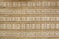 Het tafelkleed van het linnen Royalty-vrije Stock Afbeelding