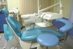 Het tandartsbureau stock fotografie