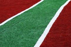 Het tapijt van de kleur Stock Fotografie