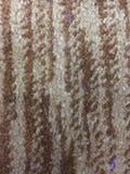 het tapijt voelde bruin Royalty-vrije Stock Foto's