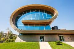 Het Tapijtmuseum van Azerbeidzjan, Baku stock foto
