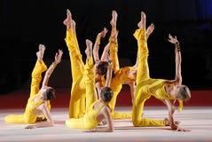 Het team Royalty-vrije Stock Foto