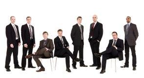 Het team van het beheer Royalty-vrije Stock Foto's