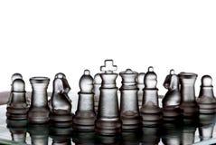 Het team van het schaak Stock Fotografie