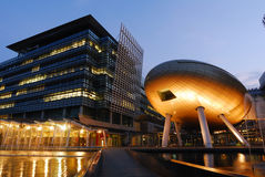 Het technologiepark van de Wetenschap & van het van HK